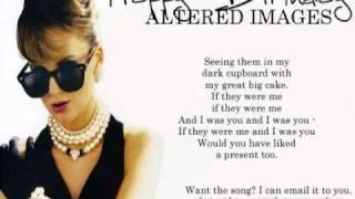 Happy Birthday - Altered Images - Lyrics & Download