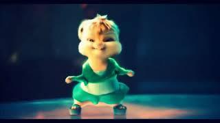 Alvin os esquilos cantando Ela é Top MC Bola