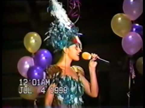 Miss South Pacific 1998 - Maryjane McKibbin (Siva)