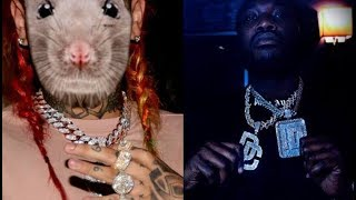 6IX9INE FREE Meek Mill Call Him A Rat Meek Called A Rat For Hanging With Diddy..DA PRODUCT DVD