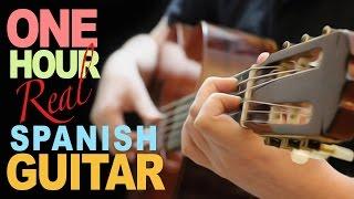 1 heure de GUITARE Best Of - 1 hour of Spanish FINGERSTYLE GUITAR