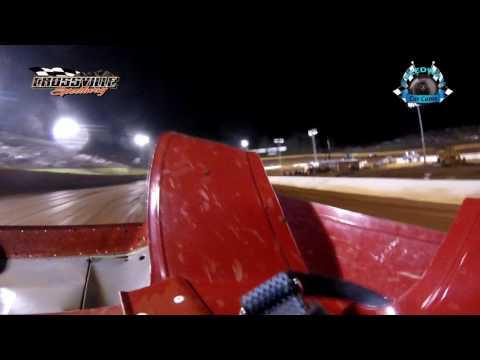 #T11 Tim Kilby - Super Stocks - 4-14-17 Crossville Speedway - In-Car Camera