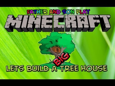 how to make a big tree in minecraft