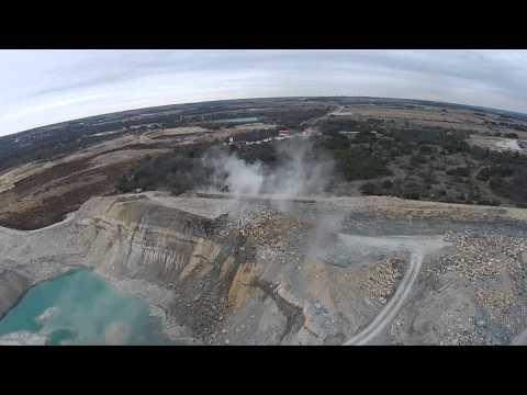 Silver Creek Aggregates Blast 3