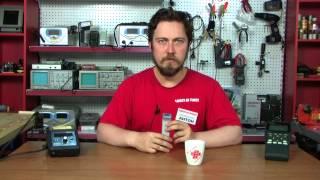 видео прибор для измерения пш воды