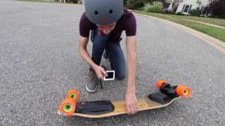 Boosted Board 2nd Generation Unboxing and First Impressions