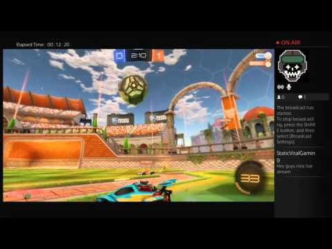 Rocket League wit friends #2 [2016] [GONE RANKED] [GUN PULLED] [GONE WRONG]