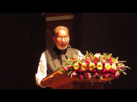 INCREDIBLE SPEECH BY THE HON'BLE UNION MINISTER OF AGRICULTU