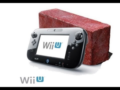 wii u bricking with update fix youtube. Black Bedroom Furniture Sets. Home Design Ideas