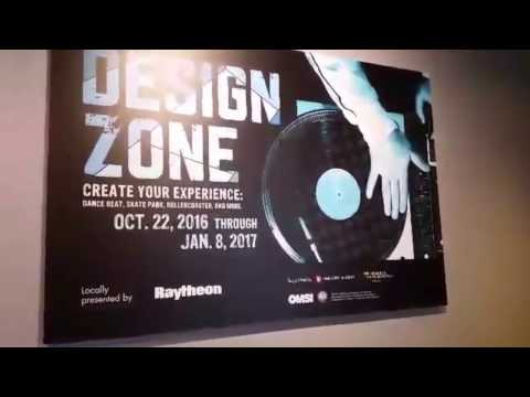 Design Zone at the Indiana State Museum