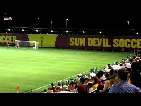 asu vs marines soccer