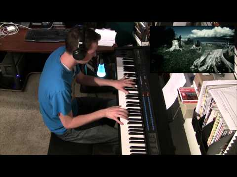 Marianas Trench - Beside You (Piano Cover feat. Dan Bryant)