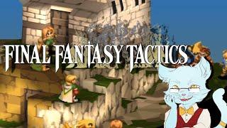 Dilly Streams Final Fantasy Tactics 30NOV2019