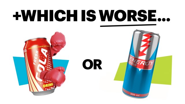 Soda vs. Energy Drinks: Which is Worse? – Healthy Living and Diet ...