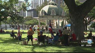 Native Hawaiians have mixed reactions to OHA occupation