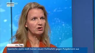 Prof. Marianne Kneuer zur möglichen Koalition zwischen SPD und Union am 22.01.18