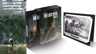 Art Of The Last Of Us Part 2 Showcases New Images Of The Game!