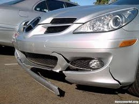Car Bumper Repair How To Fix A Cracked Bumper Cover Youtube