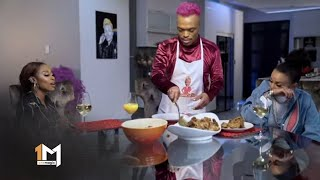 Pearl Thusi and DJ Zinhle Have Dinner at Somizi's | 1 Magic