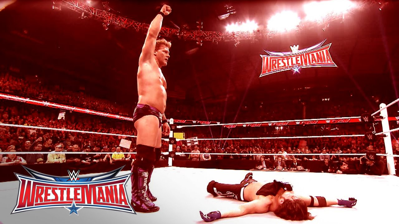 Download Will Chris Jericho derail AJ Styles on The Grandest Stage of Them All?