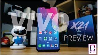 Vivo X21 simplesmente um Espetaculo de tecnologia. A Vivo Mobile Ca...