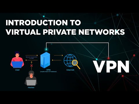 Introduction to Virtual Private Networks (VPN)