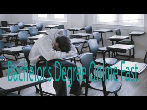 Bachelor's Degree Online Fast