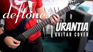 Deftones - Urantia (Guitar Cover)