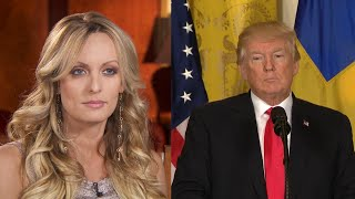 Why Adult Film Star Stormy Daniels Is Suing President Trump thumbnail