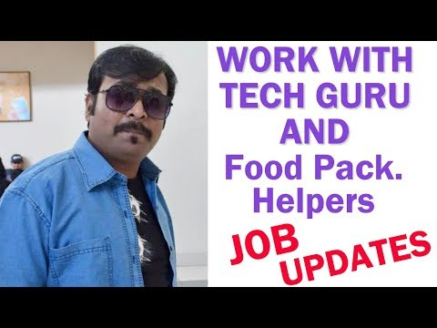 Food Pkg, Helper Dubai Jobs & work with TECH GURU | DUBAI JOBS