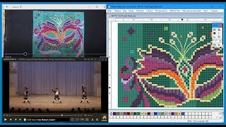 Программа Pattern Maker v4 Pro — вышивка с экрана монитора 4