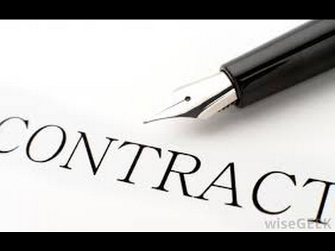 Essential Element Of A Valid Contract - Youtube