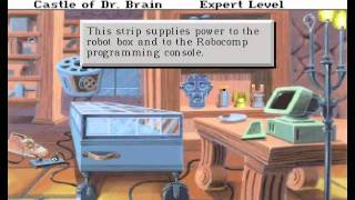 The Castle of Dr. Brain - Macintosh - Playthru - Part 7