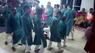 Vakratunda mandali vandan performance 2016