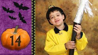 Fireman - Halloween Costume Countdown 14