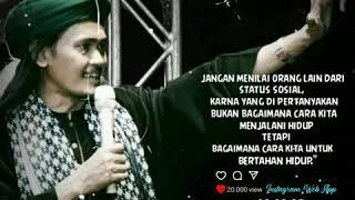 Download Story Wa Keren Abah Ali Gondrong Mafia Sholawat