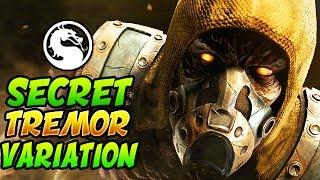 Mortal Kombat X: THE SECRET TREMOR VARIATION! - Mortal Kombat XL