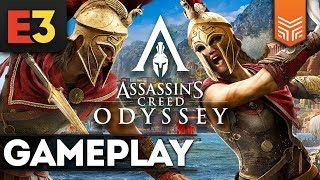 ASSASSIN'S CREED ODYSSEY: GAMEPLAY EXCLUSIVO
