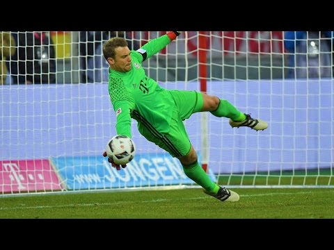 MANUEL NEUER | The Best Saves & Skills EVER ! ● 2007/16 - (HD)