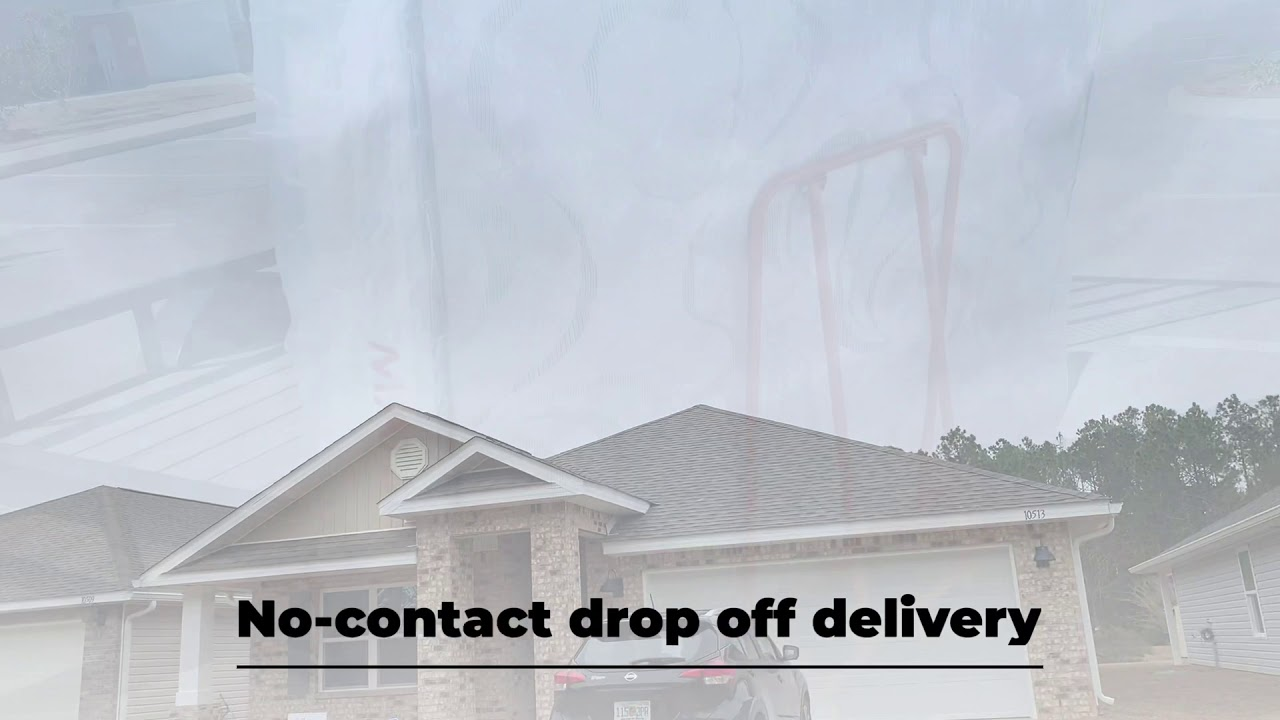 No-Contact, mattress delivery in Pensacola