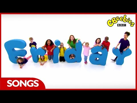 CBeebies: Friday Song