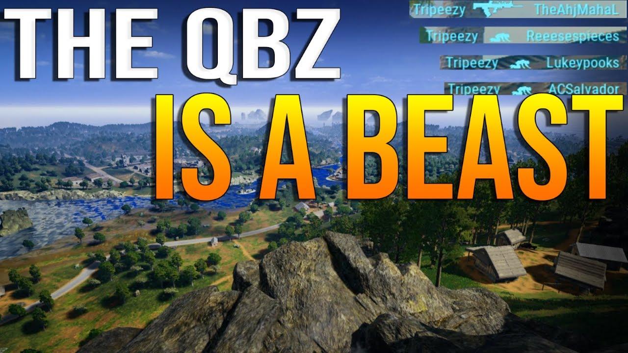 The QBZ is Freaking AMAZING