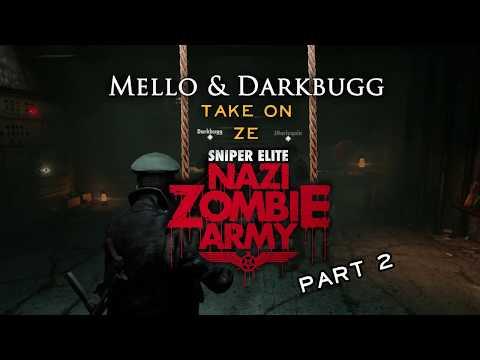 Mello & Bugg Take on Ze Sniper Elite Nazi Zombie Army 2 |
