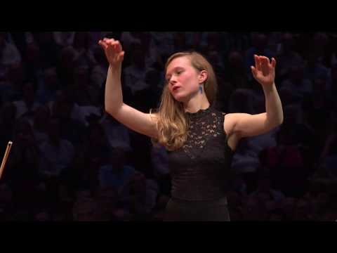 Mirga Gražinytė-Tyla conducts J S Bach's Air from Suite No. 3 D major