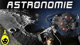 10 CHOSES à SAVOIR sur l'ASTRONOMIE