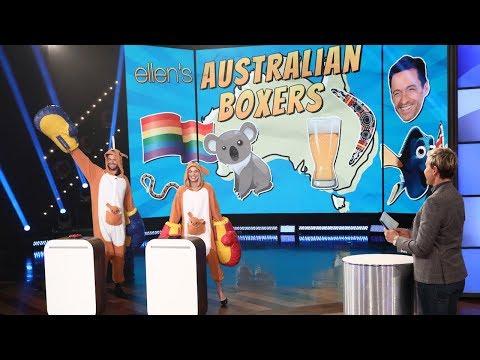Margot Robbie & Chris Hemsworth Face Off in the Battle of the Best Aussie