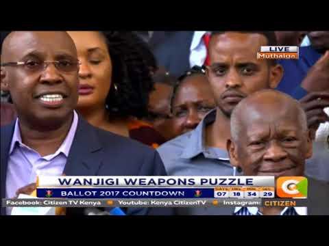 Jubilee gov't was formed in my home - Jimi Wanjigi