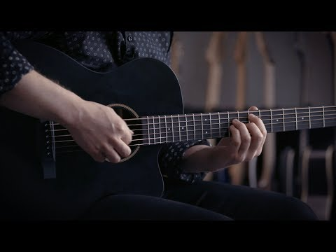 Martin Custom X & Acoustic A40 Guitar Combo Amp | Demo With Jared Scharff