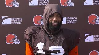 Odell Beckham Jr & Kareem Hunt are excited to see the Browns offense put to work - MS&LL 8/16/19