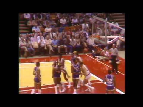 Jim Petersen Rookie Highlights